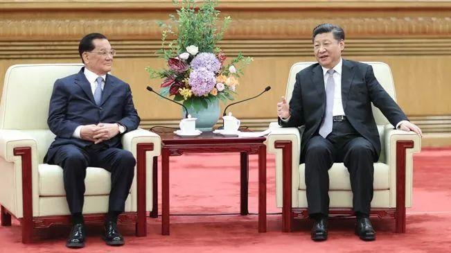 台湾未来要思考如何尊严统一了,山水合并近在眼前