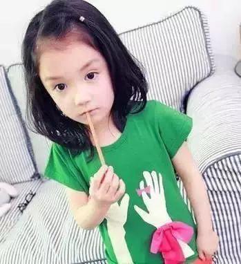 25款简单又漂亮的小女孩发型,幼师与家长都收藏好!图片