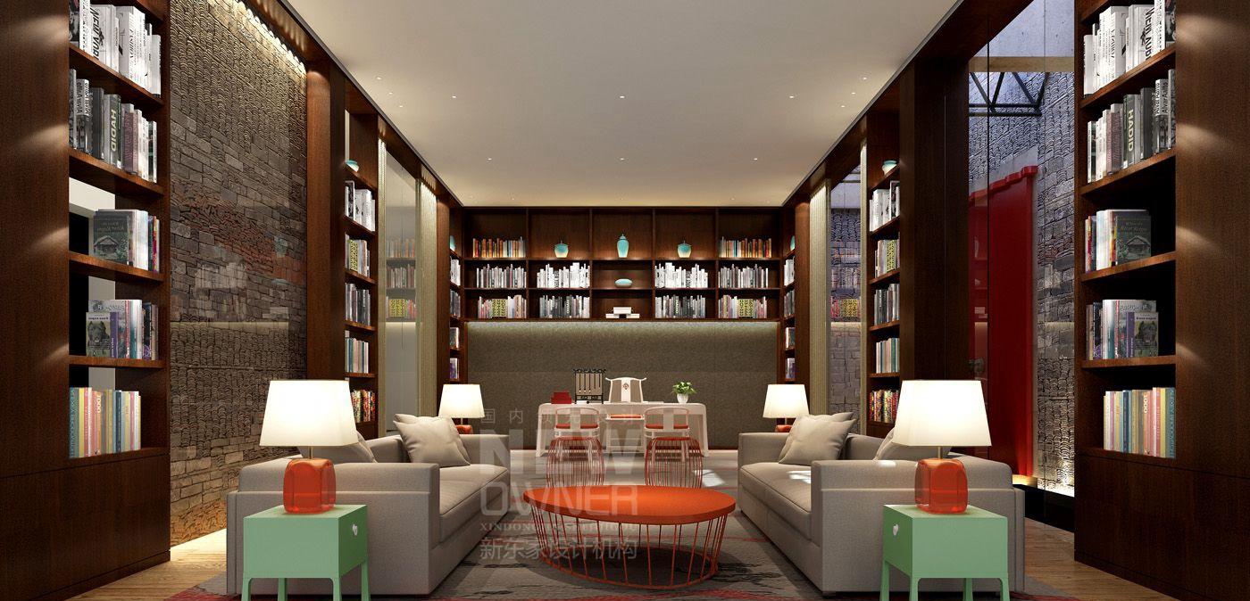 店设计说明|文化酒店设计解析