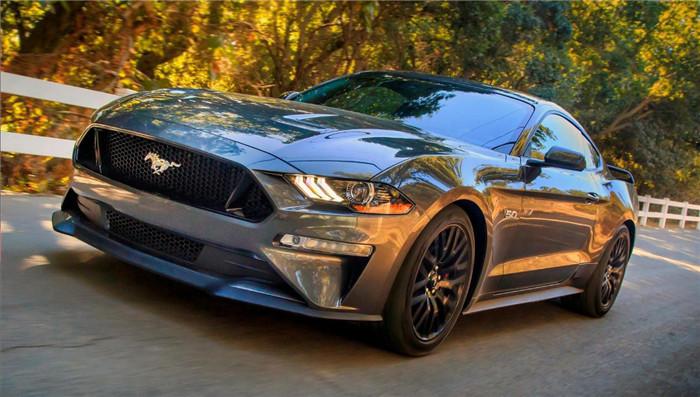 Mustang作为美式肌肉车的代表