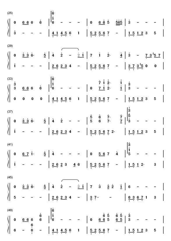 《贝加尔湖畔》钢琴版,在我的怀里,在你的眼里