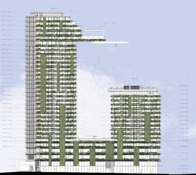 悉尼软件公园│澳派景观设计工作室|OCULU学装修设计需要懂什么中央图片