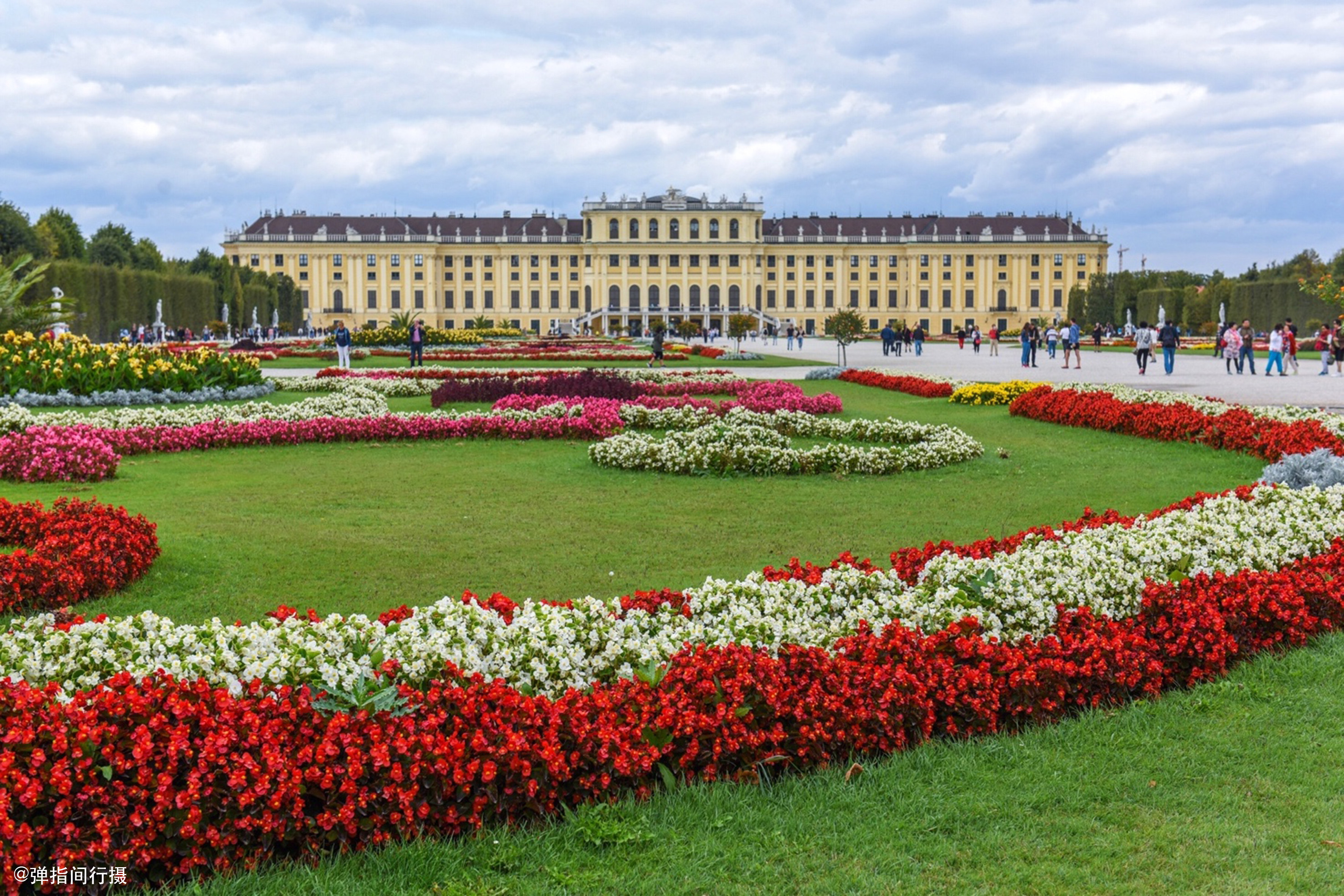 全球最美的5座宫殿,第1座游客最多,第5座海拔最高最神秘