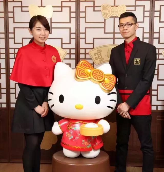 香港Hello Kity 主题餐厅了解一下