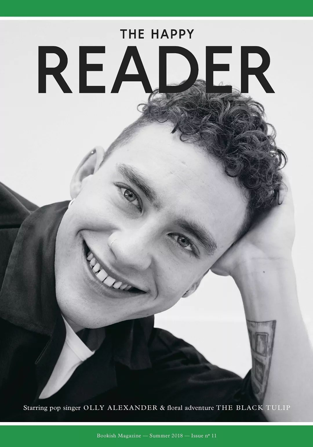 新一代Gay Icon!年年乐队主唱Olly Alexander!