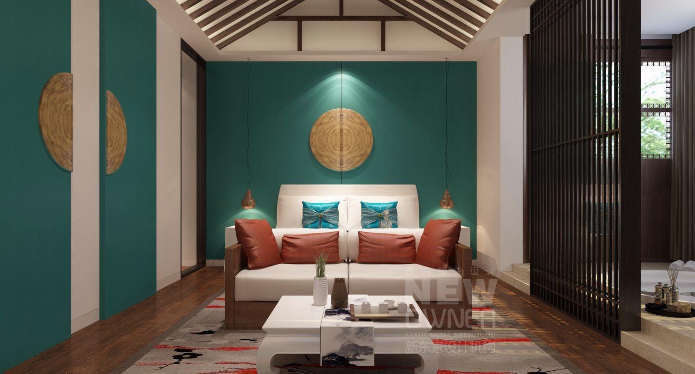 店设计说明|文化酒店设计解析(图2)