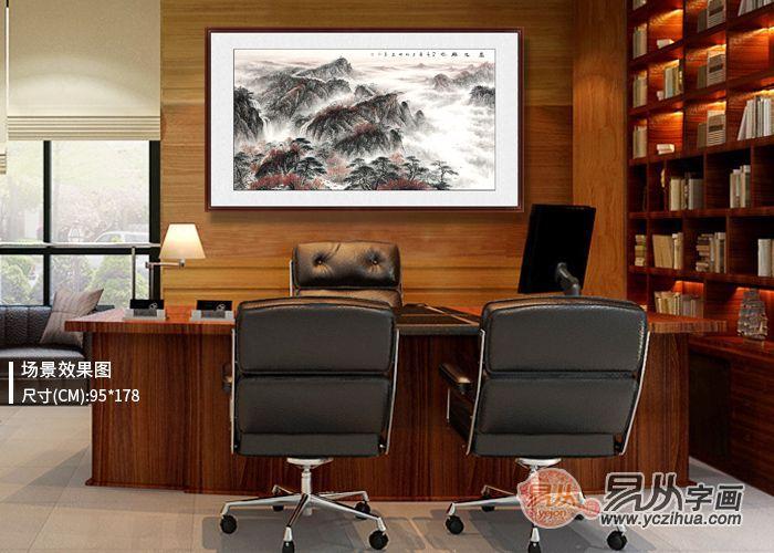 办公室挂这样的画装饰,真的有艺术流派