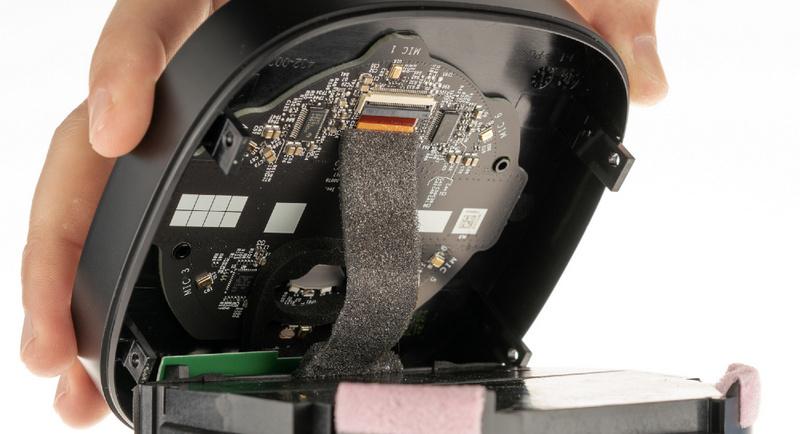 智能音箱散热硅胶片的效果