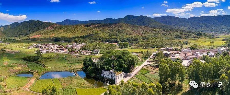 花田少年史观后感,梅州这个爱国诗人的故乡,要建5公里诗词书法长廊