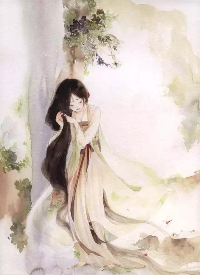 古风诗句竟这么美 来世你可愿布衣荆钗,共我西窗夜话温酒煮茶