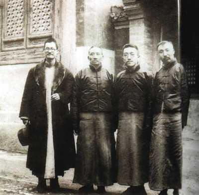 """北大在位时间最长的校长蒋梦麟为何自称""""功狗"""""""