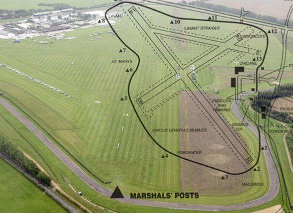 从赛马到赛车 讲述英国贵族在古德伍德庄园300年的历史故事