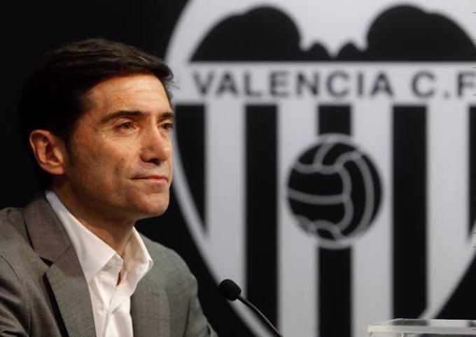 瓦伦西亚宣布与现主帅续约上赛季率队重返欧冠