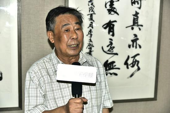 影视名人书画联展在北京影视名人书画创作基地隆重开幕