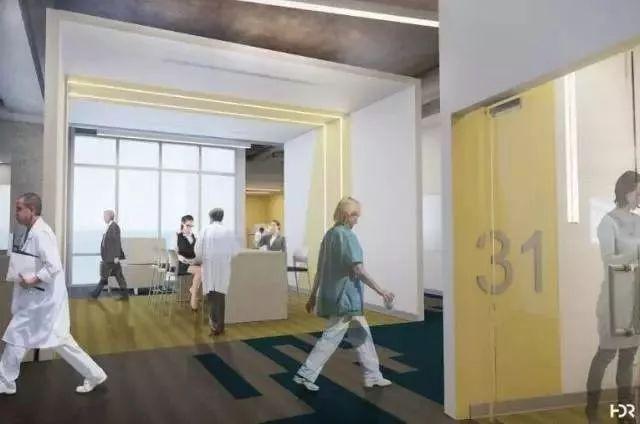 """""""酒店式""""医院成为美国医院建筑的新宠"""