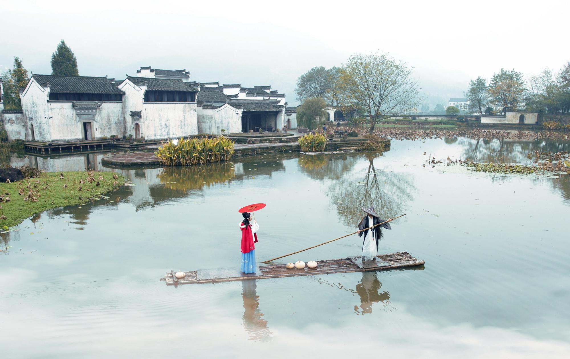 神秘村落,八卦传说,综艺偏爱的地方长什么样?