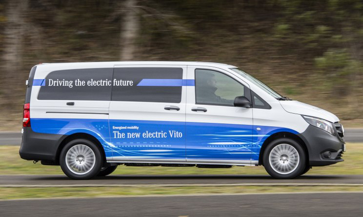 奔驰公布纯电动及氢燃料货车战略计划,最快9月实车亮相