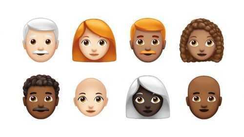 庆祝世界表情符号日 苹果全新推出emoji表情多达70款科技图片