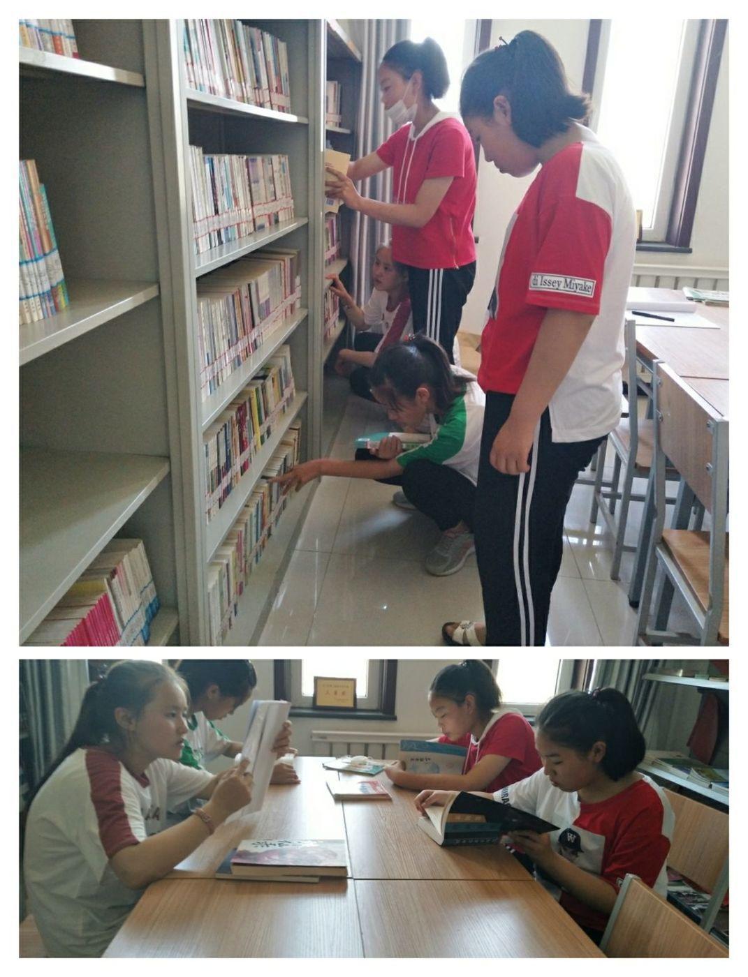"""金塔村团支部""""我的书屋我的梦""""暑期青少年诵读活动"""
