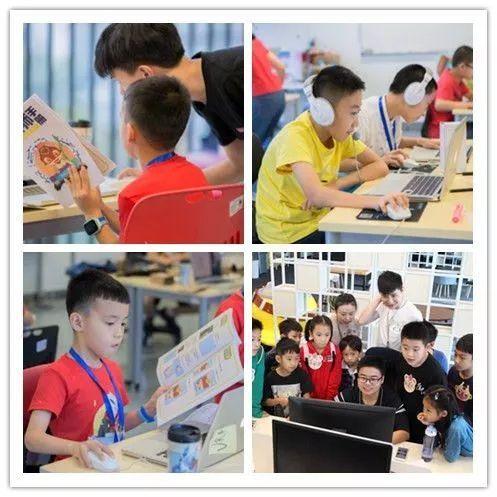 教育 正文  编程猫(深圳点猫科技有限公司)依据少儿的学习特点与中国