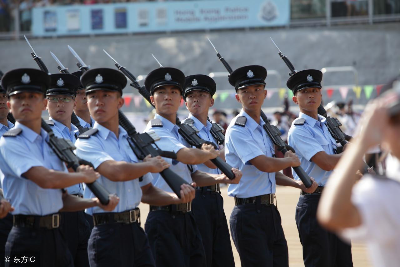 香港警察:内地网友好奇为何有些新人是警员,有些却是督察?