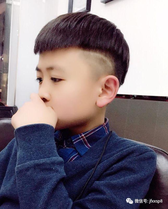"""2018流行""""小帅哥发型""""(30款)图片"""