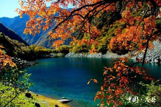 四川最美景区,四川车友最爱自驾目的地, 叠溪-松坪沟风景名胜区