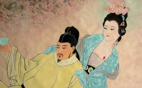 红叶题诗定姻缘 棉衣绣字来征婚