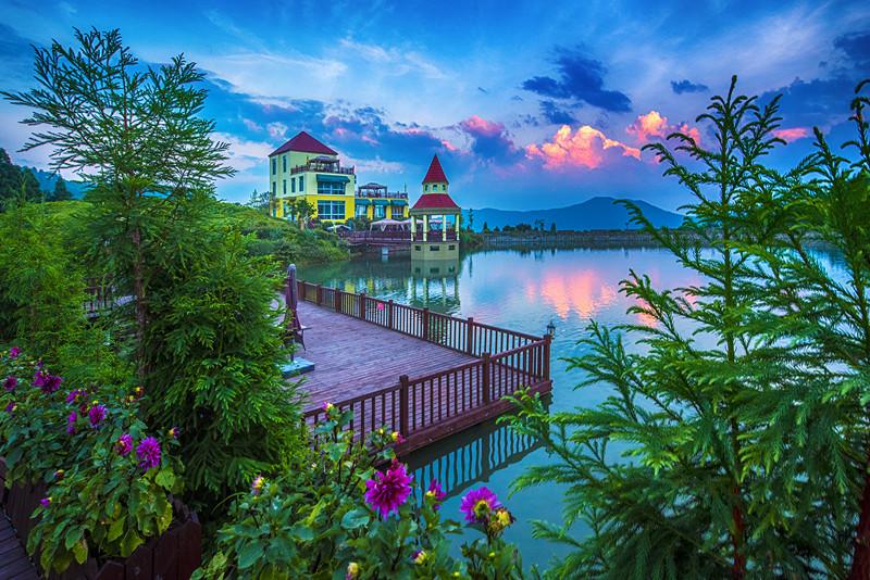 东亚图片著名风景