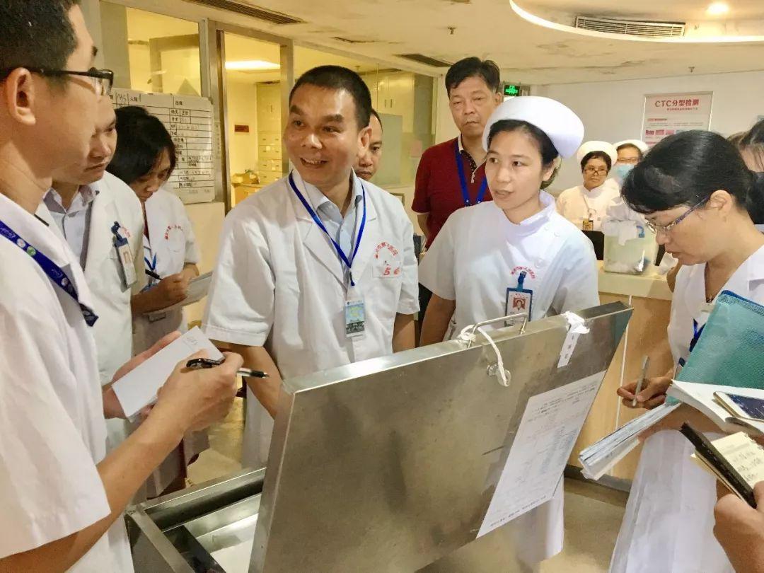 【要闻】我院再次邀请医院等级评审专家指导三甲评审工作