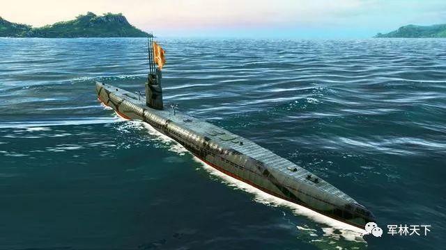 日本潜艇炮击美国本土,这次又激怒了美军