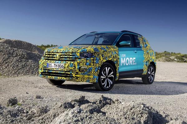 大众旗下全新小型SUV——T-Cross将于10月亮相