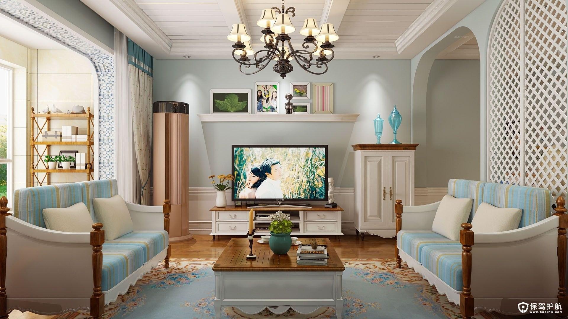 客厅的风水六宜七忌,客厅冰箱,沙发,装饰画应如何摆放图片
