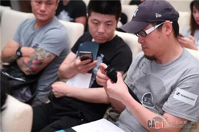 华汇音响正式成为sennheiser d6000系列中国大陆,香港图片