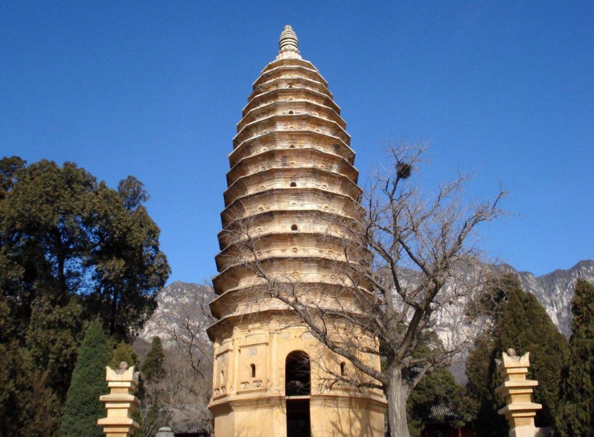 我国最出名的9大名塔,屹立风雨中成百上千年