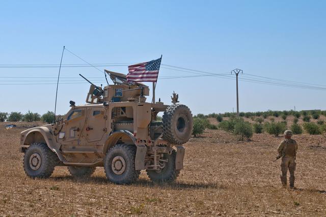 美国这款超越悍马的军车已开始列装