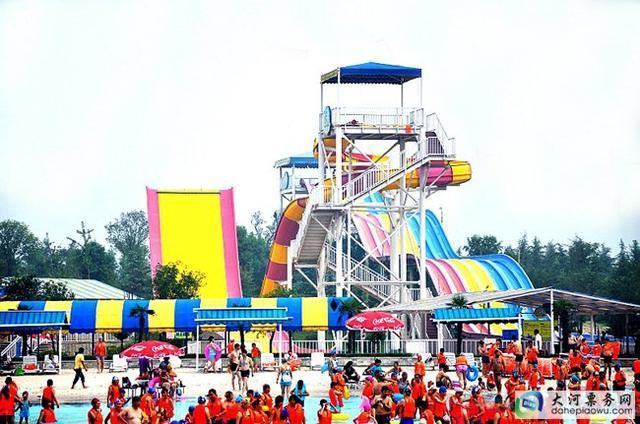 郑州马拉湾水上乐园门票 活动 价格