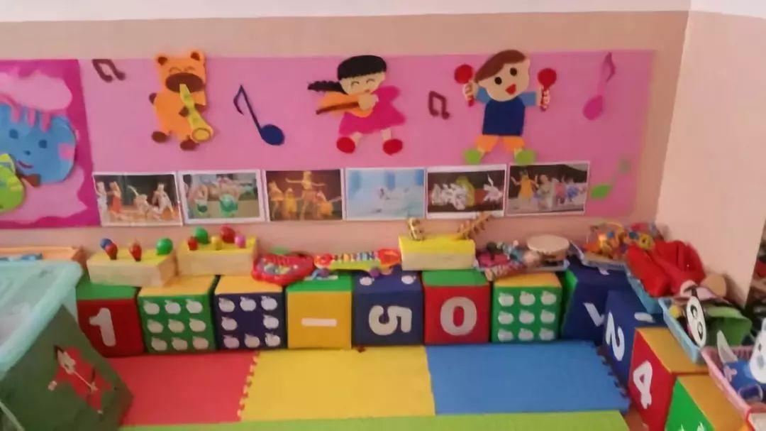 幼儿园各个活动区角环境创设布置大全图片