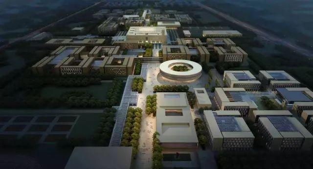 不相信,上图 (喀什大学新校区鸟瞰图) 喀什大学将在喀什师范学院基础