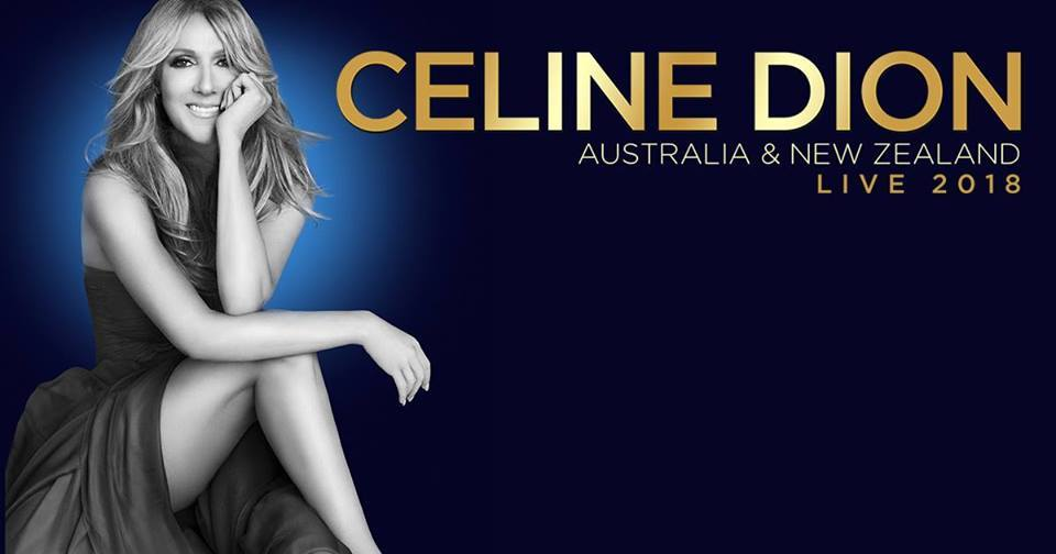 这个夏天还有席琳迪翁世界巡演 7-8月在澳大利亚和新西兰开唱