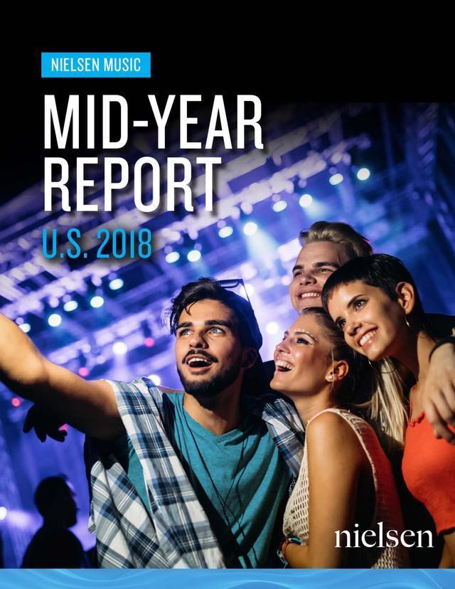 2018年年中音乐报告