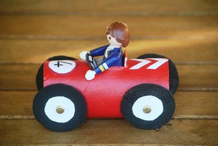 手工玩具 | 手工制作各式各样的小汽车,比买的还好玩呢!