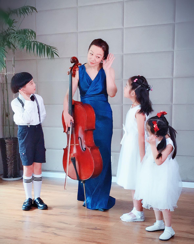 《听见未来》——大提琴家张莹莹发起为听障儿童录制公益CD专辑活动