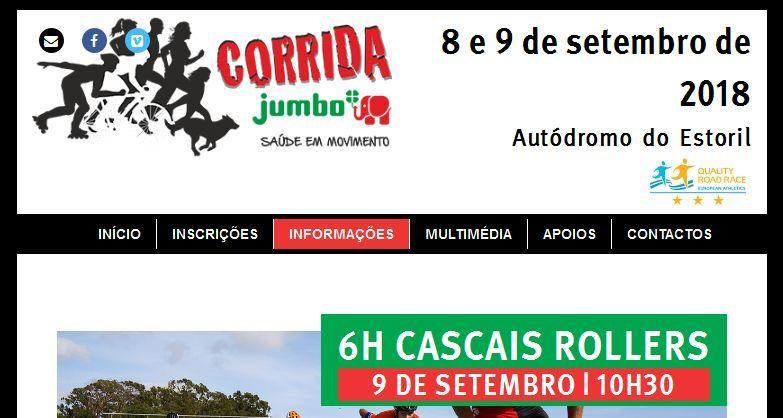 轮滑活动︱2018年葡萄牙6小时轮滑耐力赛9月9日举办