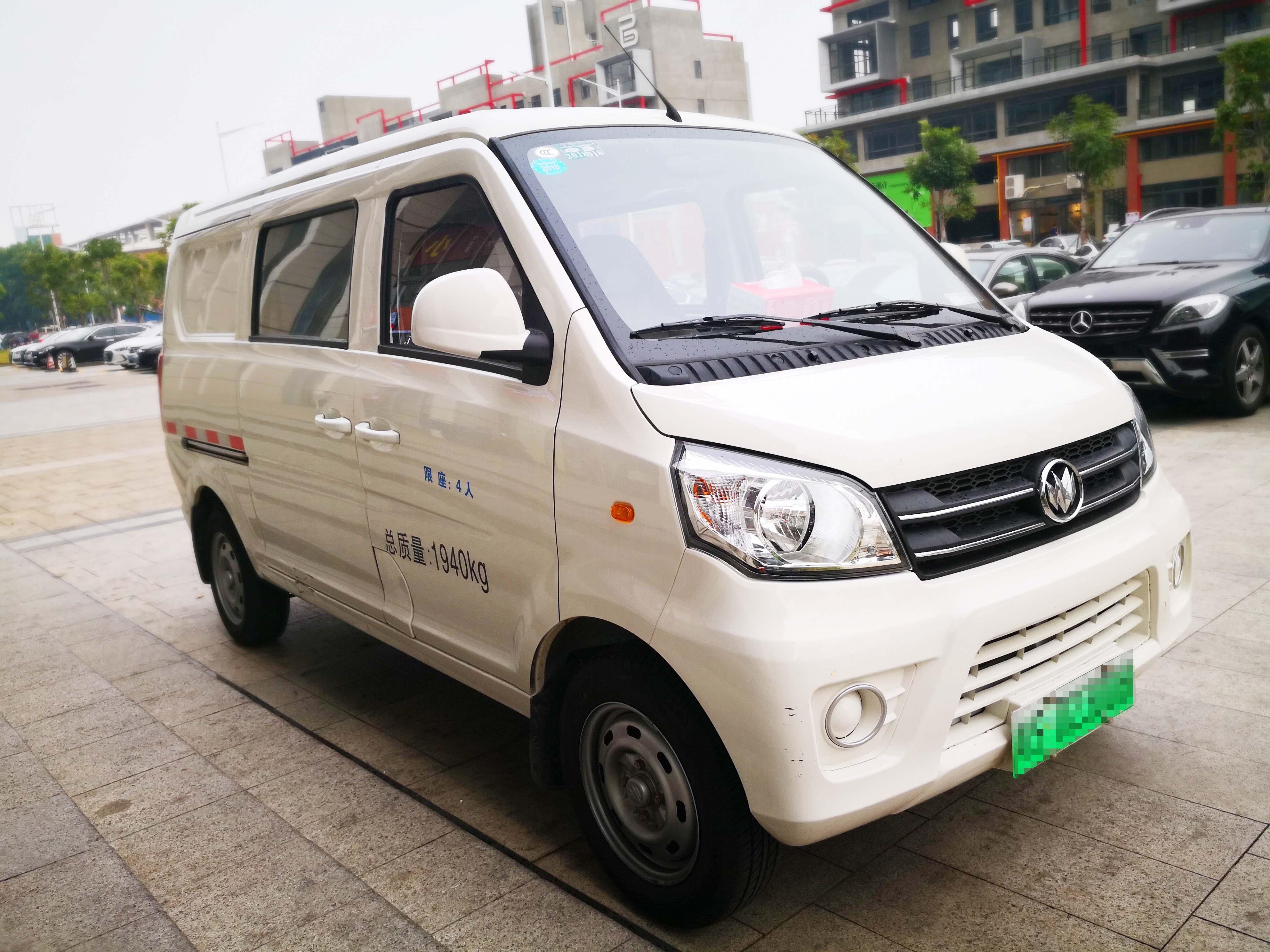 东莞南城纯电动汽车租售,以租代购-福汽启腾m70!