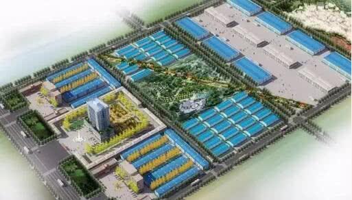 长葛华夏幸福产业新城规划