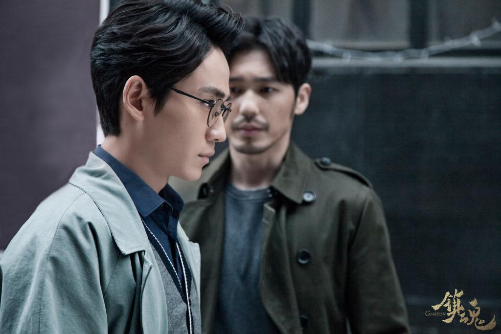 娱乐 正文  电视剧《镇魂》是由朱一龙,白宇等主演的科幻悬疑剧,该剧