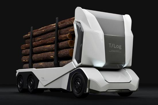 Einride研发无人驾驶卡车,可实现高度自动化装载