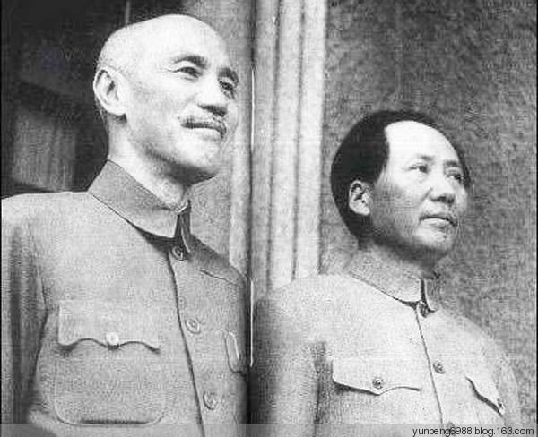 毛主席重庆谈判带着三叔:让戴笠不寒而栗