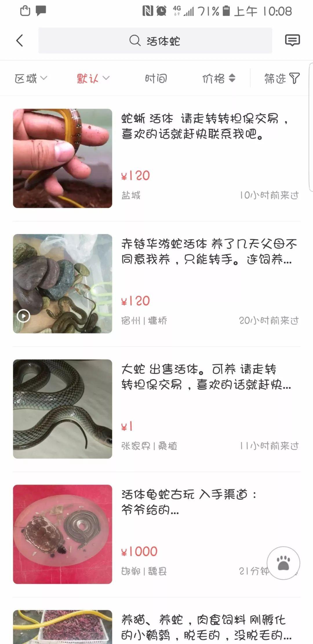 女孩网购蛇被咬身亡,广东卖家否认卖蛇给死者,快递员表示…… | 南都早餐